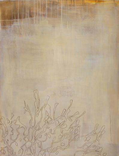 Lena, 2007, acrylic on canvas, 130 x 100 cm